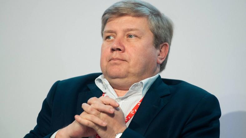 Prezes Związku Przedsiębiorców i Pracodawców Cezary Kaźmierczak