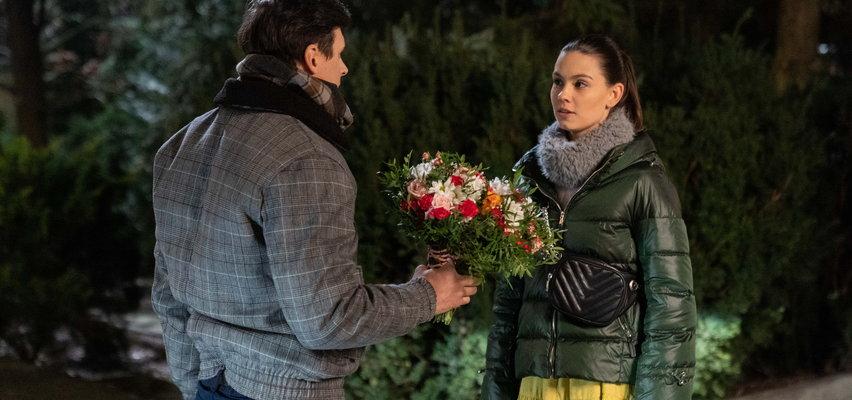 """""""Na dobre i na złe"""". Radwan zaprosi Blankę na randkę. Czy to początek namiętnego romansu?"""