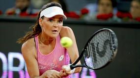 WTA w Madrycie: Agnieszka Radwańska wycofała się z powodu kontuzji