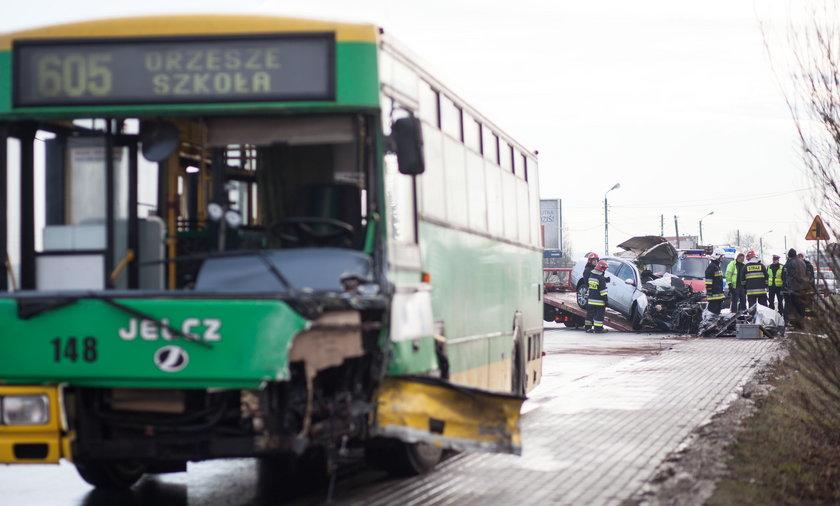 Wypadek Mikołów.