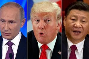 DOBRA VEST Svetske autokrate suočavaju se sa SNAŽNIM OTPOROM širom sveta