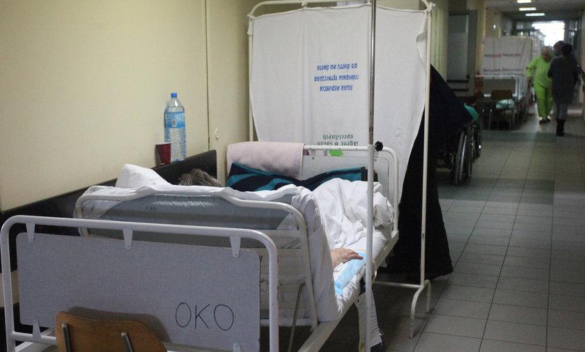 Szokująca bieda w służbie zdrowia! Szpitale są tak biedne, że nie płacą wymaganych składek na ZUS