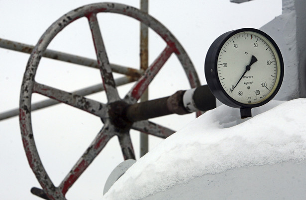 1 stycznia Gazprom wstrzymał dostawy gazu na Ukrainę, uzasadniając to brakiem kontraktu na 2009 rok i długami Naftohazu za paliwo dostarczone w 2008 roku. Fot. Bloomberg