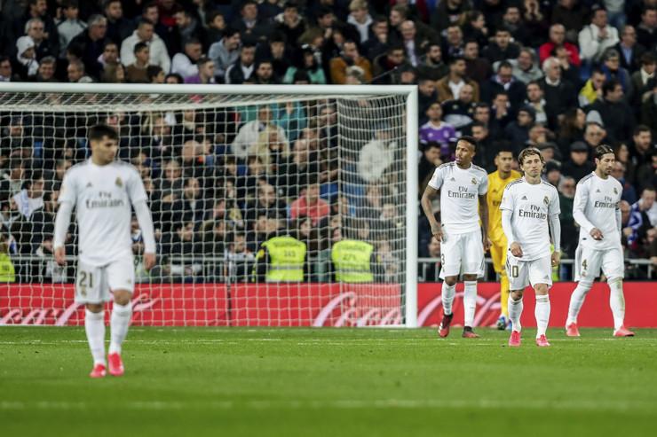 Real Madrid - Real Sosijedad