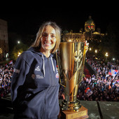 SRPKINJE NA OKUPU! Tijana Bošković u Ezačibašiju dobila fantastičnu saigračicu