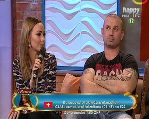 Jelena Gerbec: Moj favorit je Miki Đuričić!