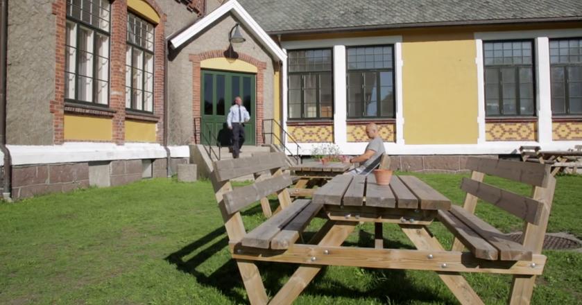 Więzienie Bastoy w Norwegii  to przykład jednego z niecodziennych zakładów karnych