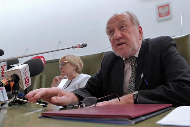 Małgorzata Gersdorf, Józef Iwulski
