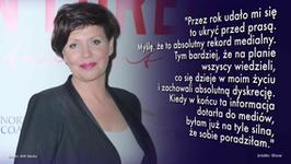Małgorzata Pieńkowska o chorobie; reklama promująca nowego Bonda - Flesz filmowy