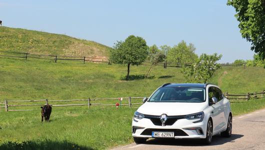 Renault Megane GT   Długi dystans   Cześć 9