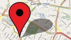 Google Maps wskaże wolne miejsce parkingowe