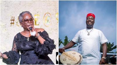 Onyeka Onwenu blasts Obi Cubana's extravagant burial for mom, says she wants to be buried quietly