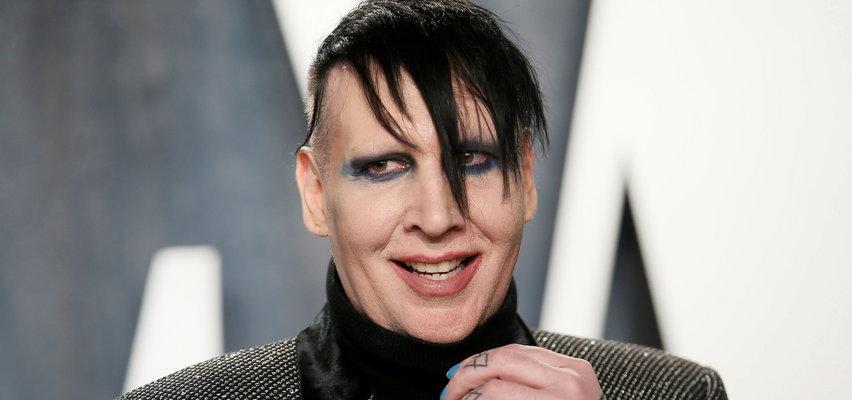 Policja wydała nakaz aresztowania Marilyna Mansona! Gwiazdor jest poszukiwany