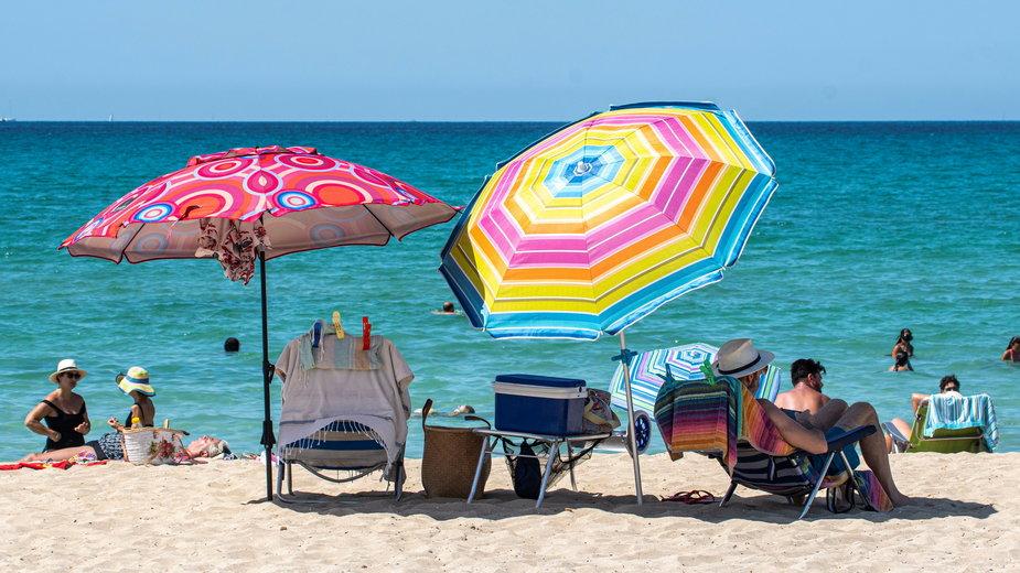 Palma de Mallorca, Hiszpania (Zdjęcie ilustracyjne)