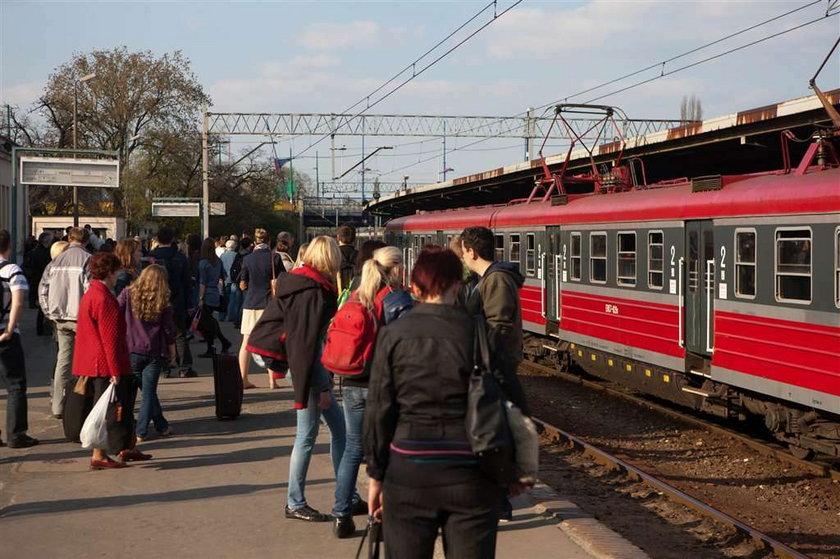 Więcej pociągów na święta