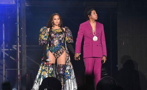Beyonce pays tribute to African designers