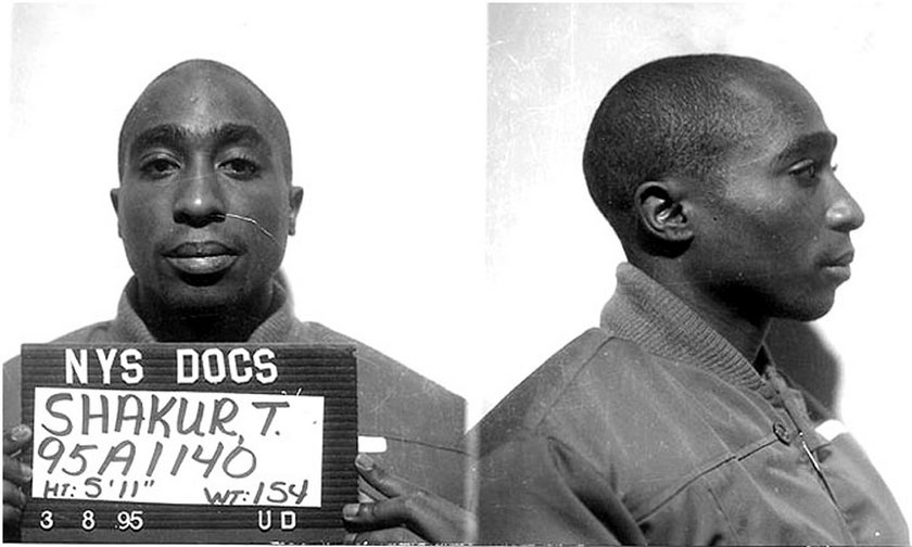 Tupac Shakur, znany też jako 2Pac