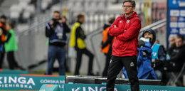 Druga rocznica trenera Piasta Gliwice. Waldek King twardo stąpa po ziemi