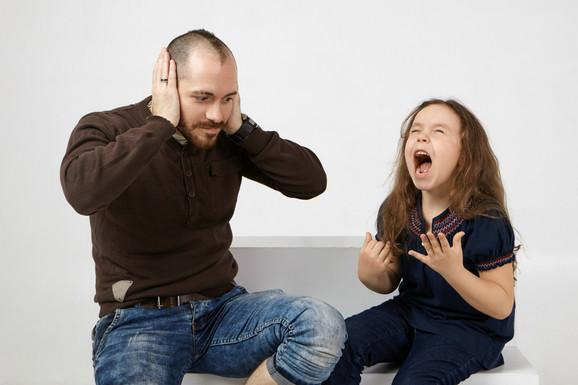 Razmaženo dete, ilustracija