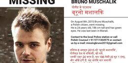 W Indiach zaginął Bruno Muschalik