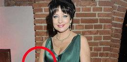 Siniak na ręku pani Alicji zagadką Wiktorów...