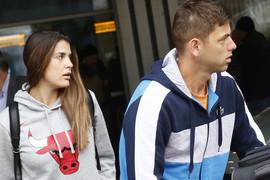 PAPARACO Filip Krajinović uhvaćen na aerodromu sa NOVOM DEVOJKOM, a evo kako ona izgleda BEZ ŠMINKE