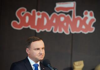 Prezydent: Solidarność jest wartością wspólną
