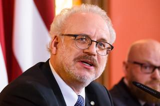 Prezydent Łotwy: Silni będziemy tylko razem z USA [WYWIAD]