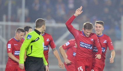 Najładniejszy gol 13. kolejki Ekstraklasy