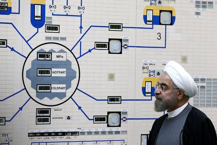 hasan rohani iran nuklearke