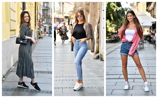 Postkarantinska moda u Beogradu