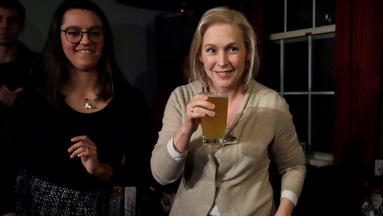gillibrand beer