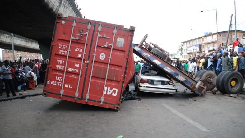 A similar accident happened on the bridge in April (image used for illustrative purpose) [Signal NG]