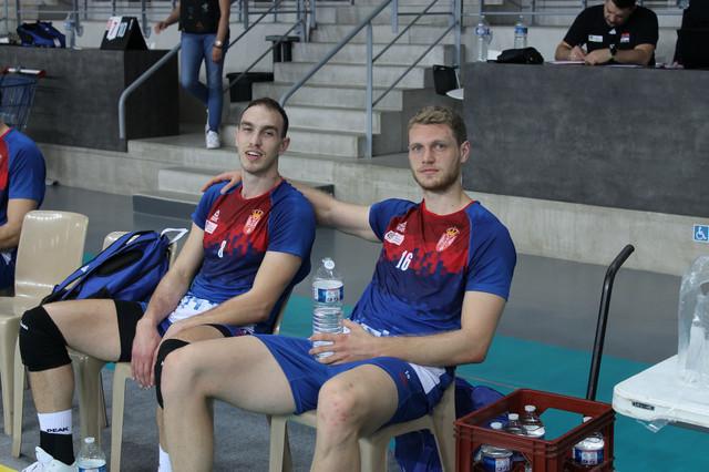 Marko Ivović i Dražen Luburić