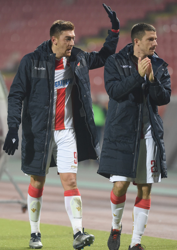 Milan Pavkov i Dušan Jovančić