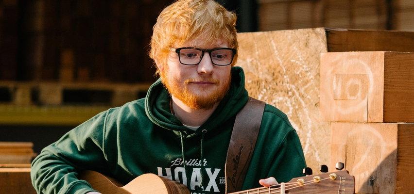 Ed Sheeran wystąpi w Polsce! Ważna zmiana w sprzedaży biletów!