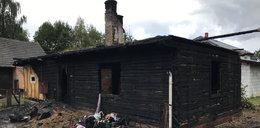 Tragiczny pożar na Podkarpaciu. Zginęły dwie osoby