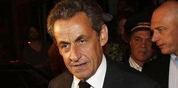 Sarkozy: Te zarzuty są groteskowe