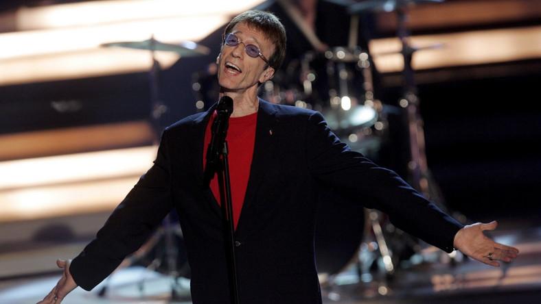 Zmarł Robin Gibb - współzałożyciel grupy Bee Gees