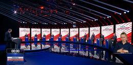 Kto wygrał debatę? Sonda TVP unieważniona