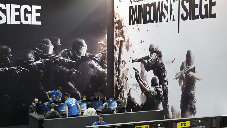 Rainbow Six Siege na targach Paris Games Week 2015