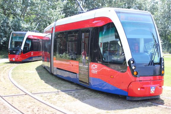 Neki će tramvaji ostati na okretnicama