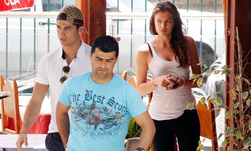 Hugo Aveiro brat Cristiano Ronaldo