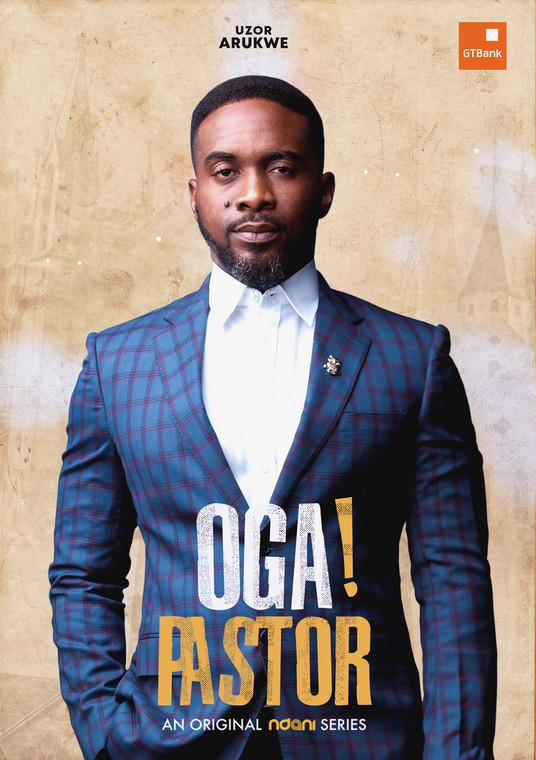 Uzor Arukwe features on OGA! Pastor (Ndani TV)