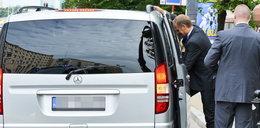 Kulawy premier Tusk ma nowe auto