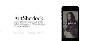 ArtSherlock: Aplikacja pomoże odszukiwać dzieła sztuki zrabowane w Polsce