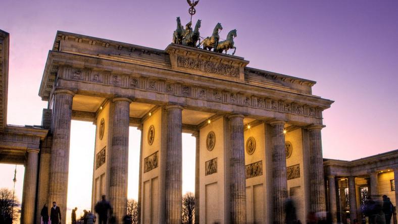 Podejrzana przesyłka w konsulacie USA w Berlinie