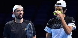 ATP Finals. Druga porażka Kubota i Melo