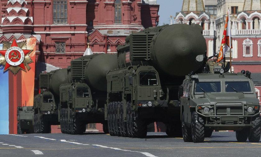 Mobilne wyrzutnie atomowych pocisków balistycznych typu Jars