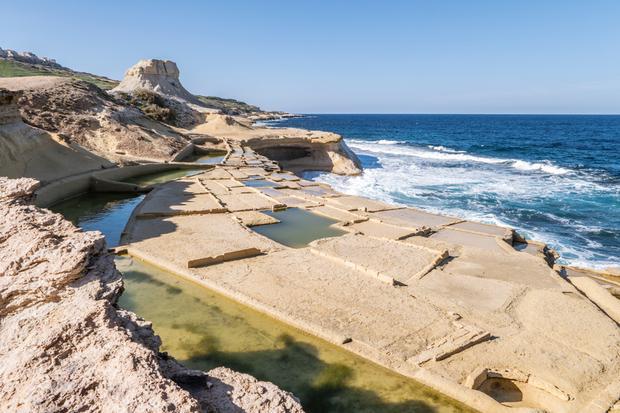 Saliny w Zebbuġ, Gozo